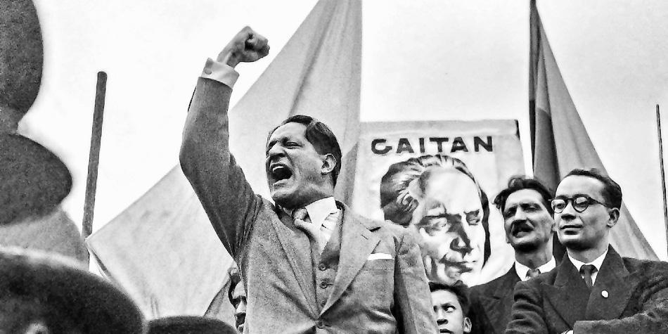 GAITÁN, Jorge Eliecer a 70 años de su asesinato.