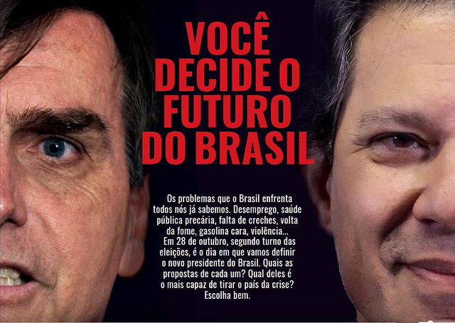 BRASIL: Prefacio para un desastre