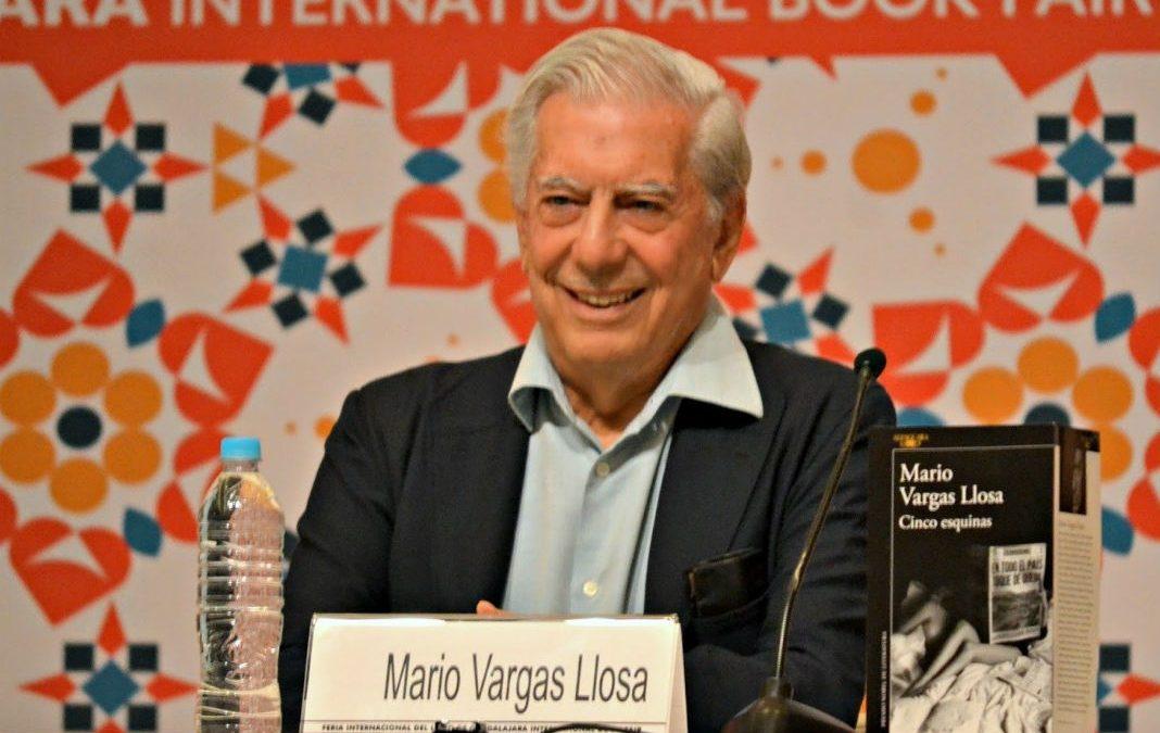 ¿Quién es Vargas Llosa? Boron te lo dice