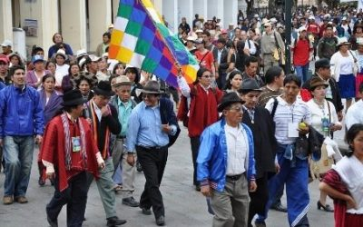 ECUADOR, urgente