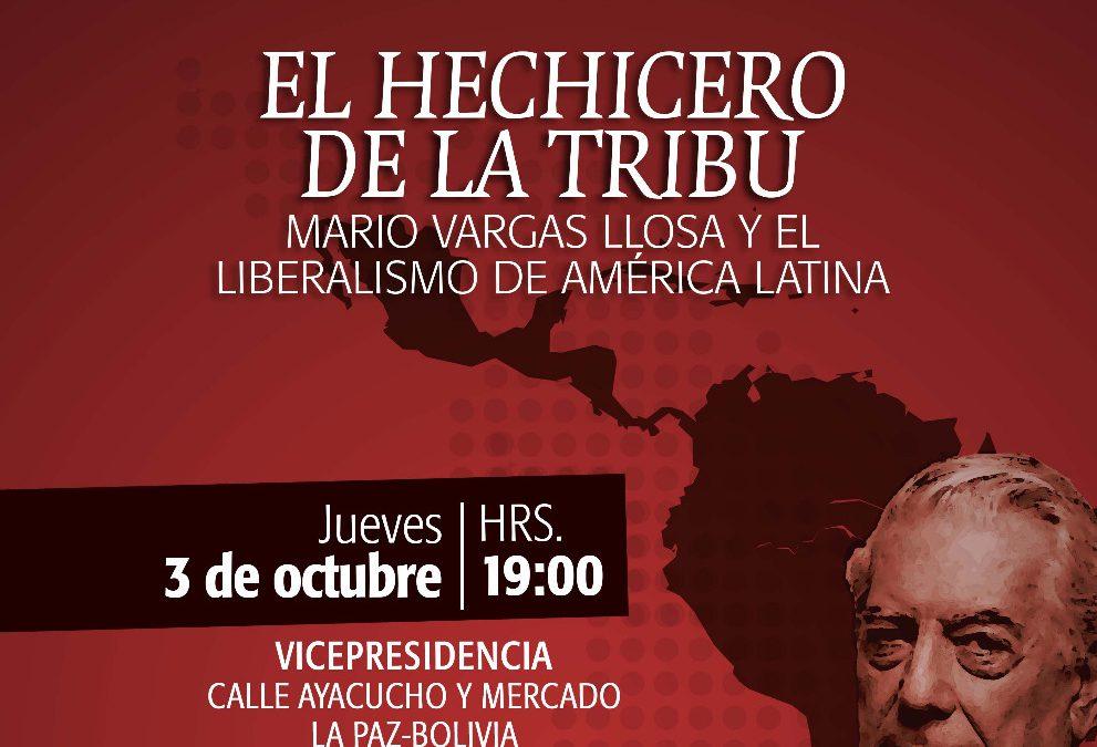 Presentación de El Hechicero de la Tribu en La Paz, Jueves 3 de octubre