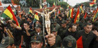 Comparto esta incisiva nota de mi amigo y colega Matías Bosch Carcuro sobre la tragedia boliviana.