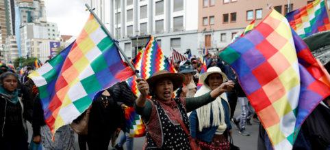 EL GOLPE DE ESTADO EN BOLIVIA Y LOS LÍMITES DEL PROGRESISMO POSMODERNO