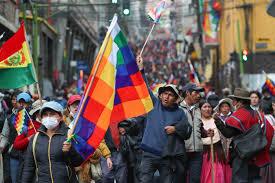 Comparto esta vibrante y conmovedora reflexión de Sandra Russo  sobre la masacre en curso en Bolivia