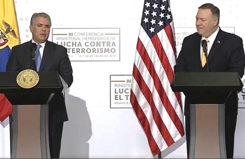 """¿Terroristas """"luchando"""" contra el terrorismo?"""
