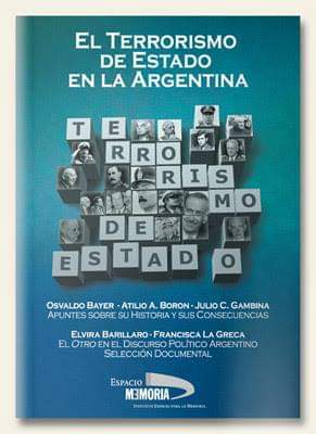 El Terrorismo de Estado en la Argentina
