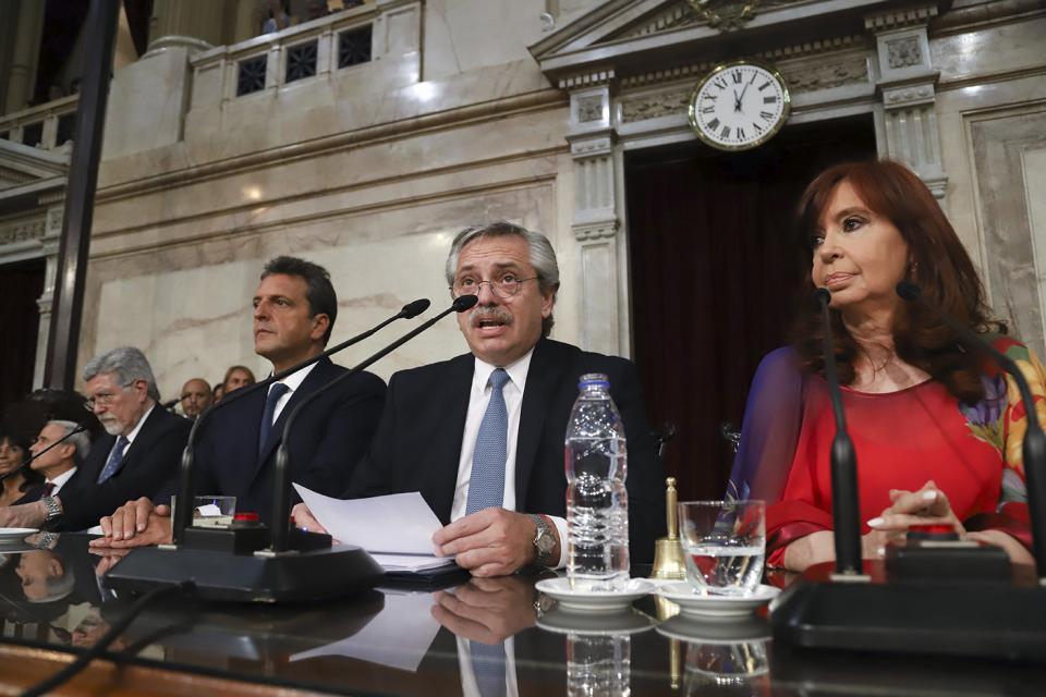El discurso de Alberto Fernández: diagnóstico, agenda y temas pendientes
