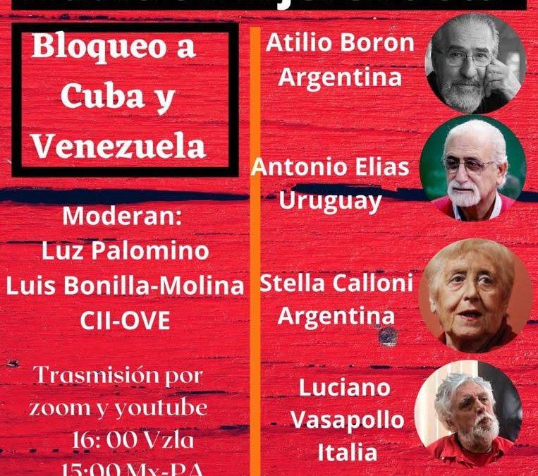 Miércoles 27 de mayo 17 hs (hora Argentina)