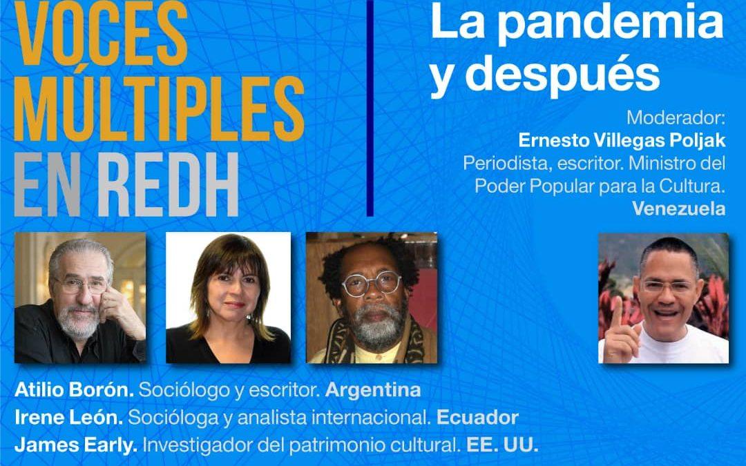 Jueves 4 de junio 19 hs (Argentina)