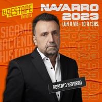 Entrevista con Roberto Navarro para El Destape