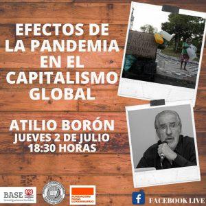 Jueves 2 de julio 19:30 hs (Argentina)