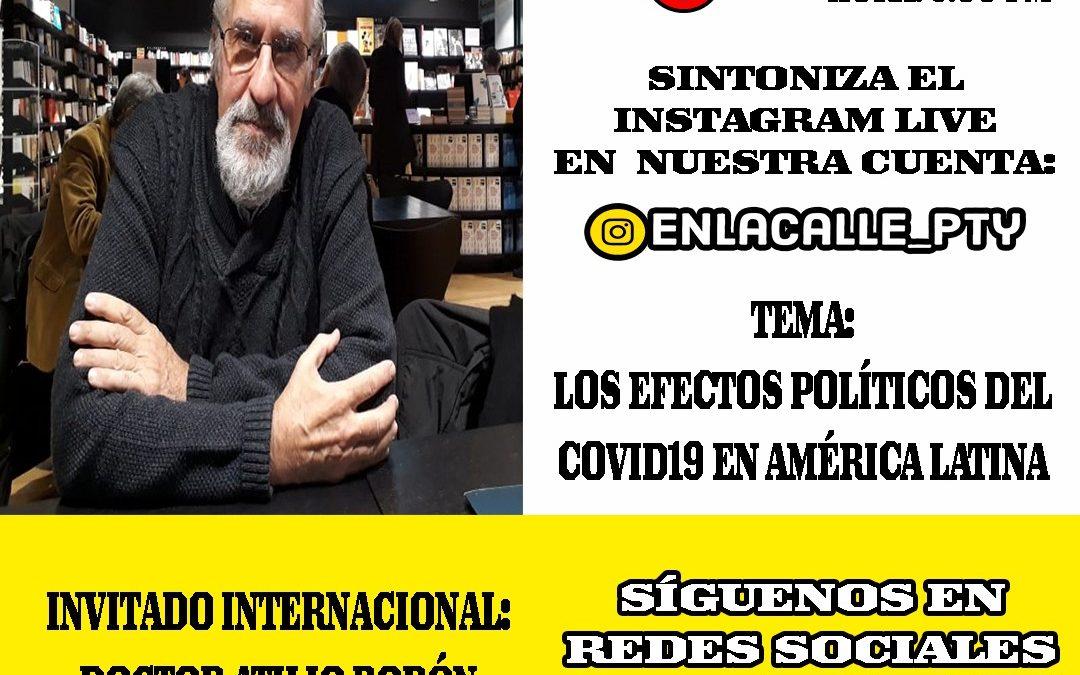 Jueves 13 de agosto 19 hs (Argentina)