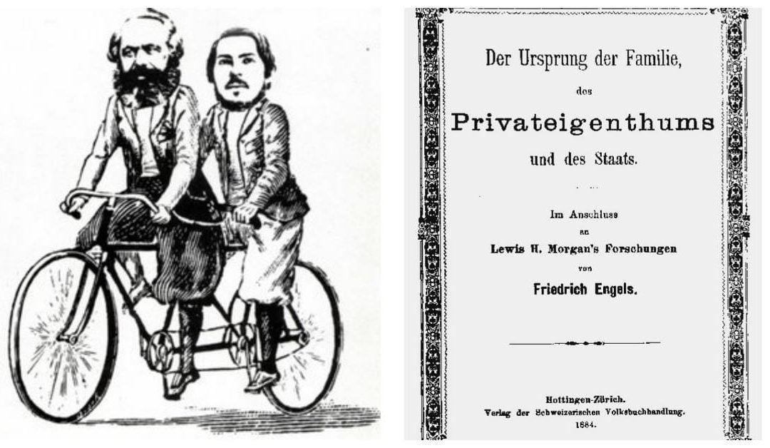 125 años de la muerte de Friedrich Engels