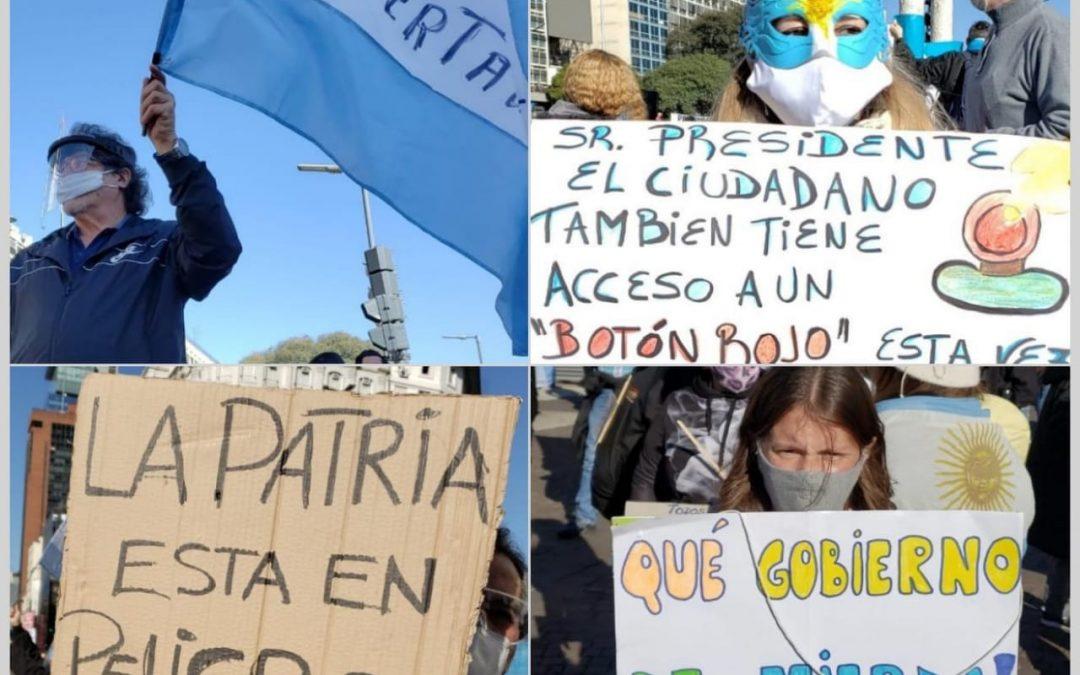 Argentina: frenar la reforma judicial, a cualquier precio