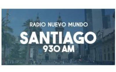 Entrevista de Atilio Boron sobre la coyuntura política chilena hecha por Macarena Vergara para la Radio Nuevo Mundo, Santiago, 930 AM