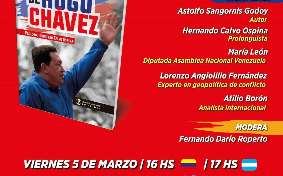 Viernes 5 de marzo a las 17hs (Argentina)