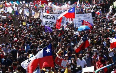 Chile: se abrieron las grandes alamedas
