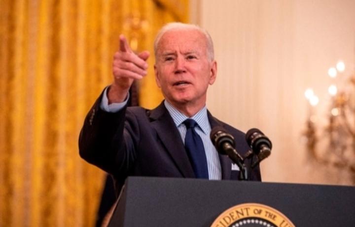 Joe Biden recicla a Franklin D. Roosevelt