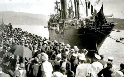 Sobre barcos y pueblos originarios
