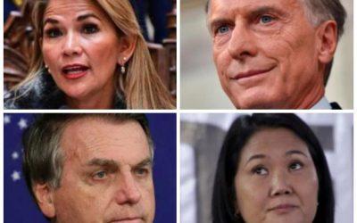 El mito de la derecha democrática (a propósito de la victoria de Pedro Castillo en el Perú)