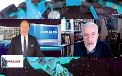 Entrevista Con Jorge Gestoso para TeleSUR