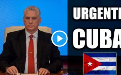 Comparto la entrevista que me hizo el rapero Daniel Devita para saber qué pasa en Cuba