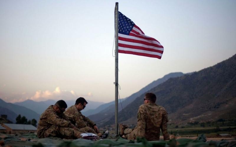«La huida del ejército estadounidense marca el final de una época», nota para la Agencia Paco Urondo