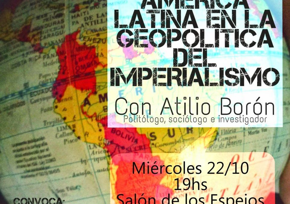 Sobre la amenaza imperialista en América Latina y el Caribe