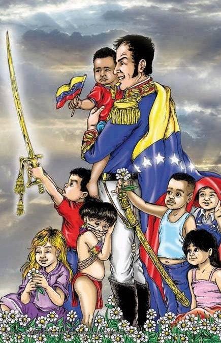 Cumpleaños de Bolívar