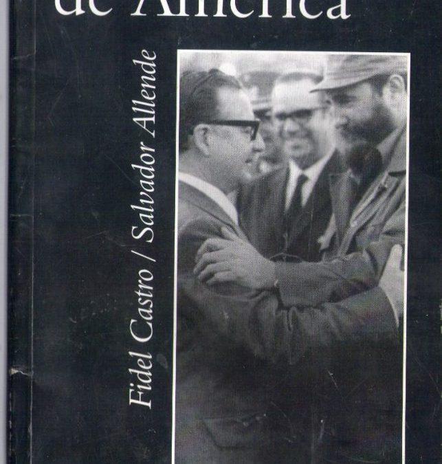 José P. Feimann sobre Allende y Fidel: dos acotaciones