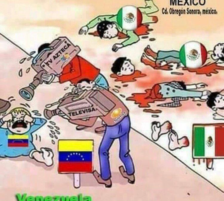 Verdades incómodas sobre Venezuela y la furia de las oligarquías mediáticas. Reflexiones en defensa propia